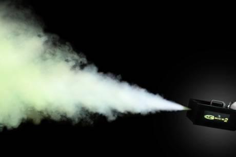 NEW Le Maitre GForce 2 Smoke Machine