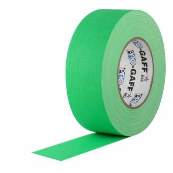 """NEW Pro Tapes Pro-Gaff Tape Fluorescent 2"""""""