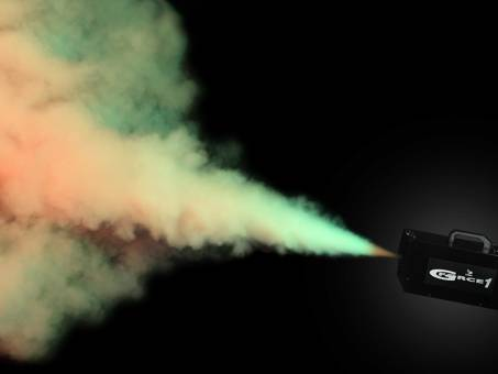 NEW Le Maitre GForce 1 Smoke Machine