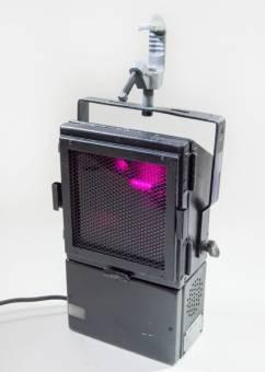 Blacklight 400W HTI UV Filter
