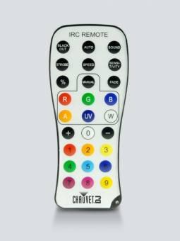 NEW Chauvet DJ Infrared Remote Control 6