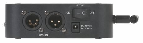NEW Elation E-FLY Wireless DMX Transceiver