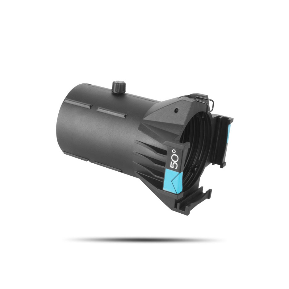 NEW Chauvet Professional 50 Degree Ovation Ellipsoidal HD Lens Tube