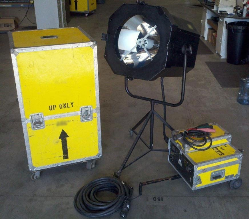 Strong Xenotech Britelight 4kW Static Searchlight