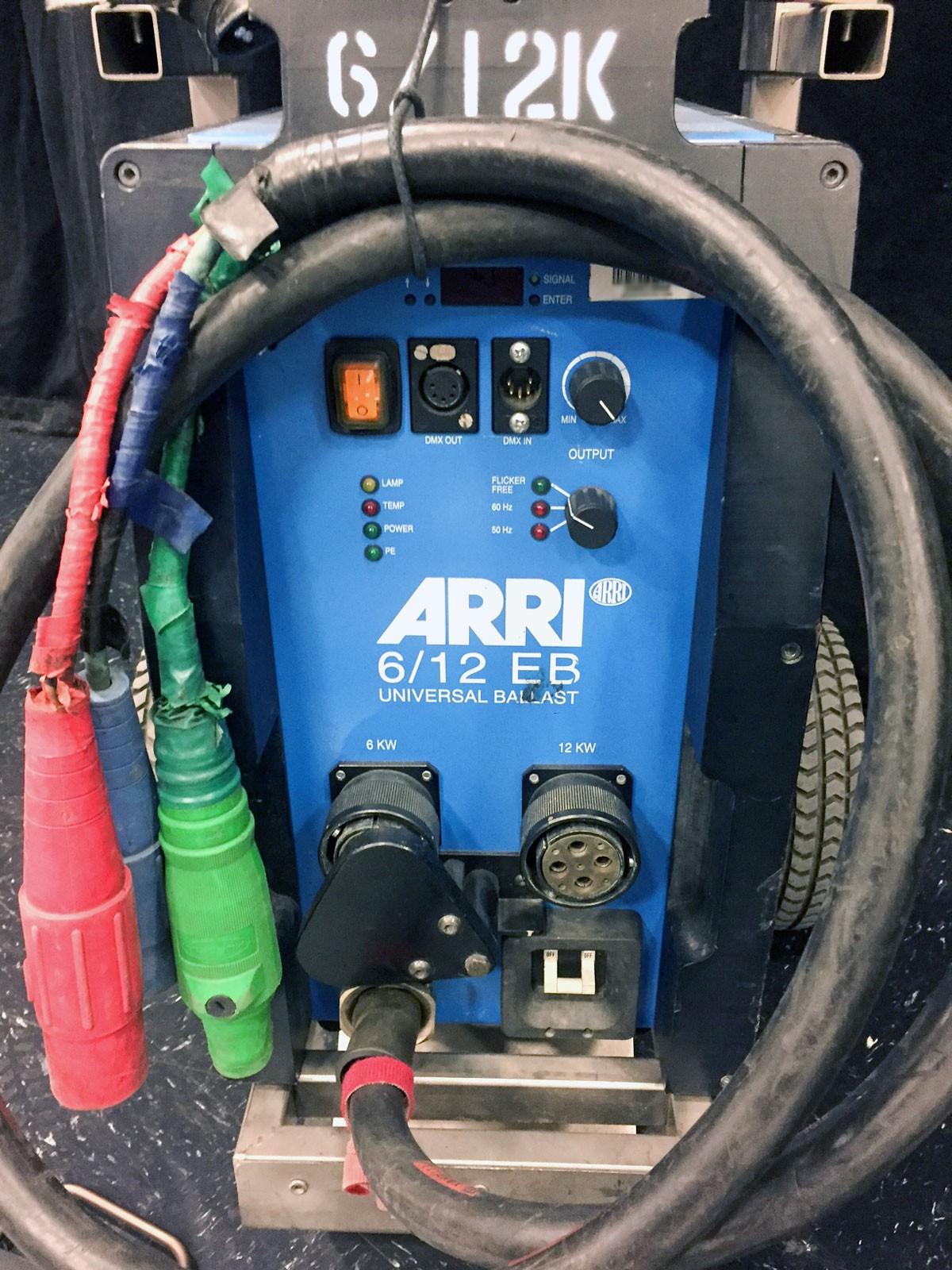 Arri ARRISUN 120 HMI Kit