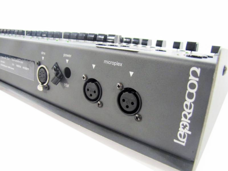 Leprecon 624 Microplex - DMX Console