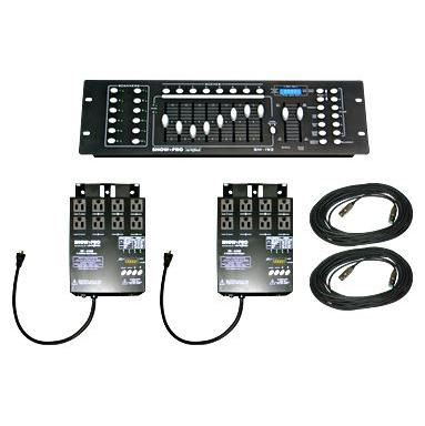 NEW Lightronics SB02 System in a Box