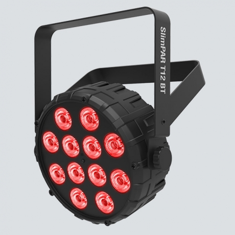 NEW Chauvet DJ SlimPAR T12 BT (Bluetooth)