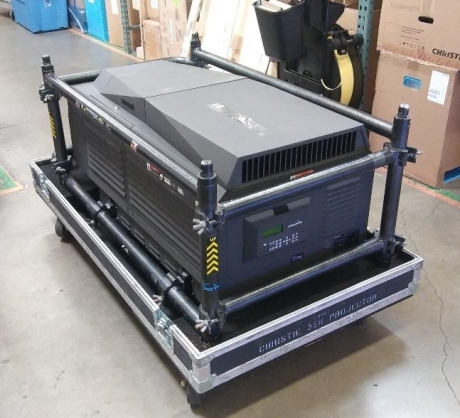 Christie Roadie HD+35K Projector w/Lenses