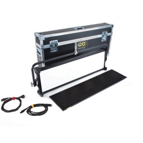 NEW Kino Flo Celeb 450 LED DMX Kit, Yoke Mount