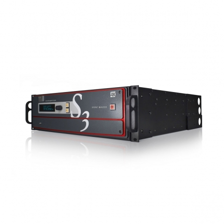 NEW Barco S3-4K Compact Event Master Processor