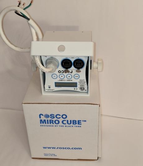 Rosco Miro Cube WNC, White