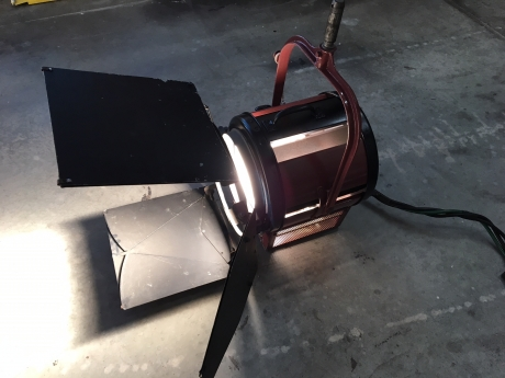 Mole-Richardson 5K Baby Senior Solarspot