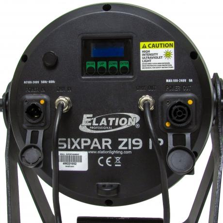 Elation SIXPAR Z19 IP