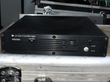 Barco WB2560 Image Processor