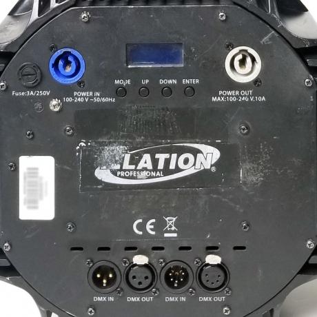 Elation SIXPAR 300 RGBAW+UV