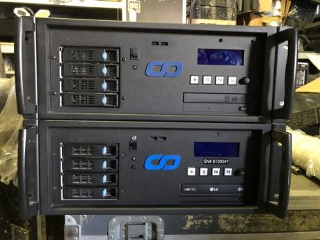 Christie Pandora Box Server Media Server