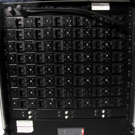 Leprecon 48-Way 110V/208V Distro
