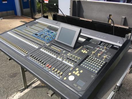 Yamaha PM5D-RH Digital Mixing Console #2
