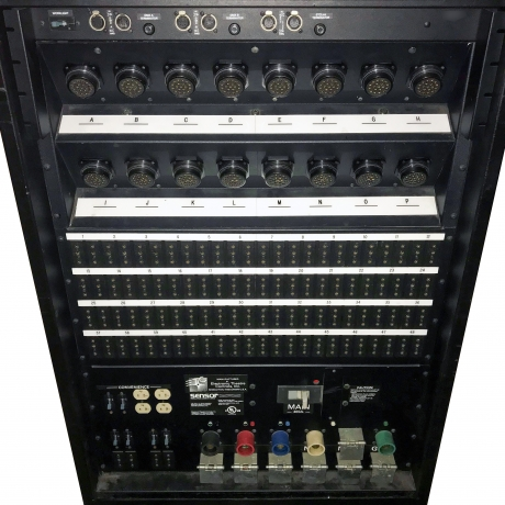 ETC 48 x 2K Sensor Rack CEM (Classic), 8 Circuit Package 1