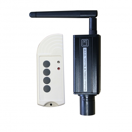 NEW Look Solutions Radio Remote
