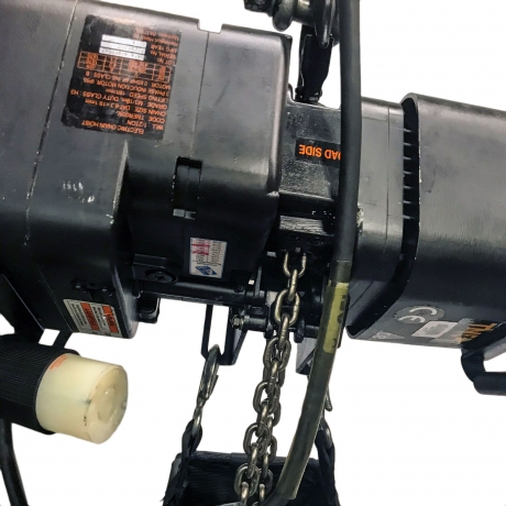 Harrington 1/2 Ton Hoist (Pkg of 2)