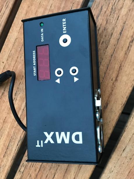 Look Solutions DMX-IT Mini Remote