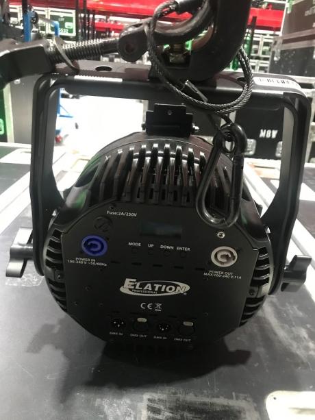 Elation SIXPAR 200 RGBAW+UV
