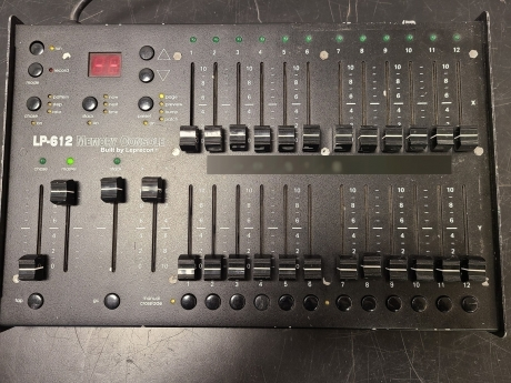 Leprecon 612 12-Channel Console (Pkg of 2)