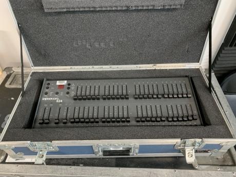 Leprecon 624 Microplex - DMX Console