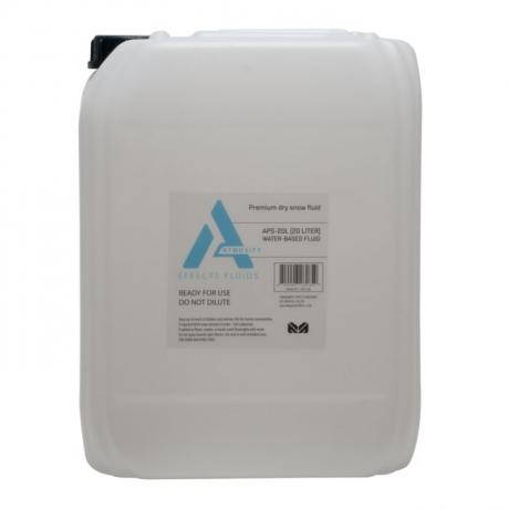 NEW Elation Atmosity APS-20L Premium Dry Snow Fluid, 20 Liter