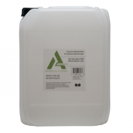 NEW Elation Atmosity AEF-20L Extreme Filtrated Fog Fluid, 20 Liter