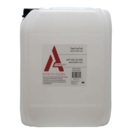 NEW Elation Atmosity AFF-20L Quick Dissolving Fog Fluid, 20 Liter