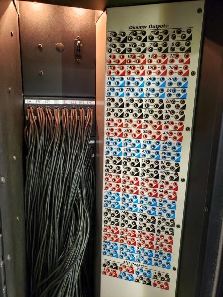 ETC 96 x 2K Sensor Rack CEM (Classic)