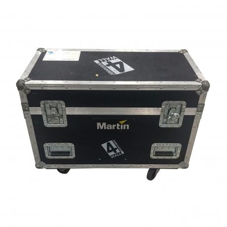 Martin MAC 301 Quad (4-Way) Road Case