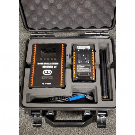 CineGears Ghost-Eye 1000M Wireless HDMI/SDI Video Transmission Kit