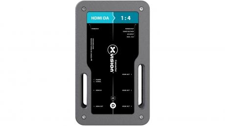 NEW Theatrixx xVision Video Converter, HDMI Distribution Amplifier 1:4