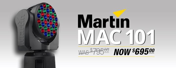 Martin Mac 101