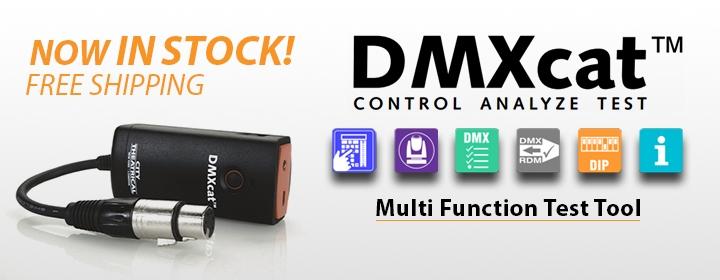 DMX Cat