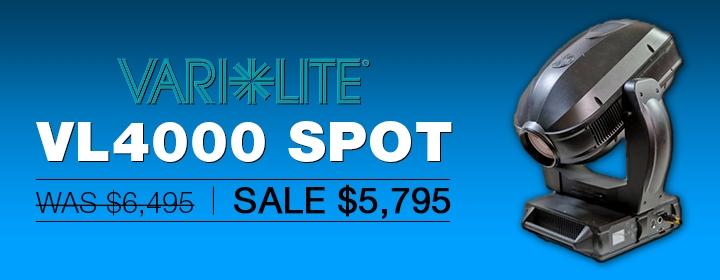 VL4000 Spot