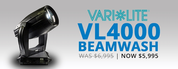 VL4000 BeamWash