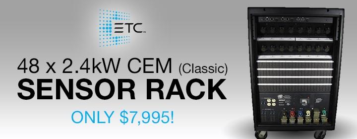 ETC Sensor Rack Classic