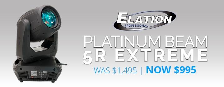 Platinum Beam 5R Extreme