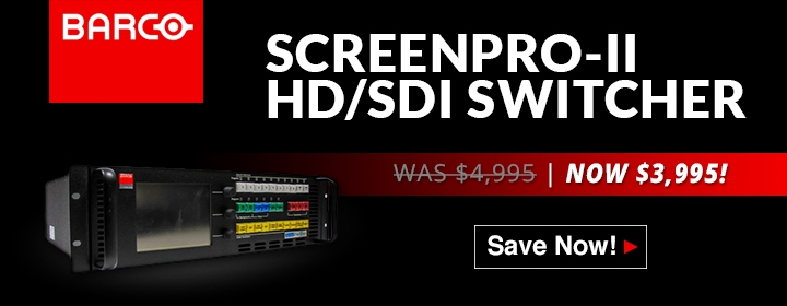 ScreenPro-II
