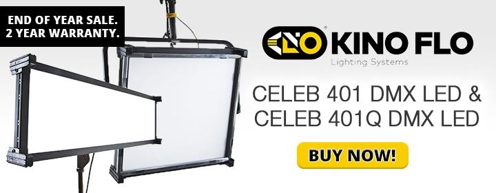 Kino Flo Celeb 401 401Q