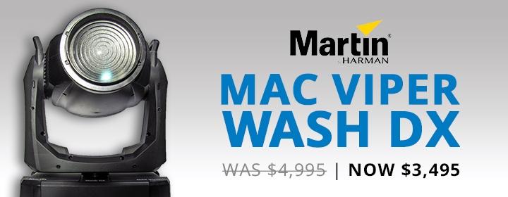 MAC Viper Wash DX