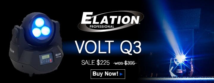 Elation VOLT Q3