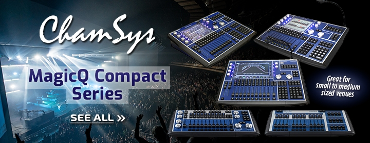 ChamSys MagicQ Compact Series